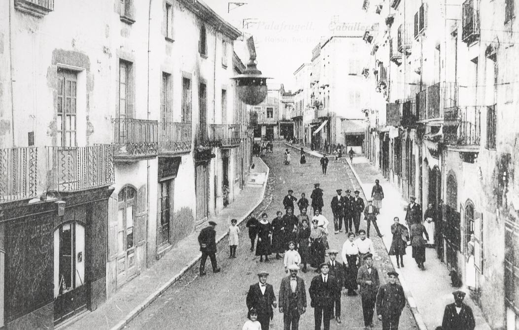carrer de Cavallers