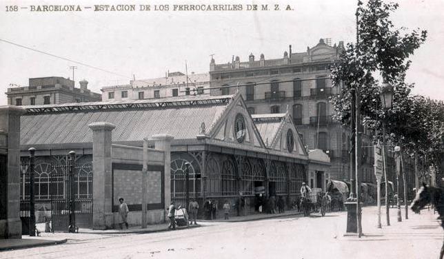 Estació de França