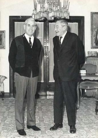 Josep Vergés i Josep Pla (fi dels anys setanta)
