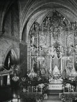 Església de Sant Pere. Palafrugell