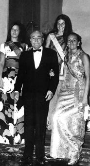 Josep Pla en un creuer