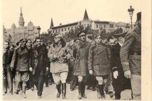 Dioisio en Barcelona 1939