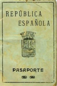 passaportRepúblicaEspanyola